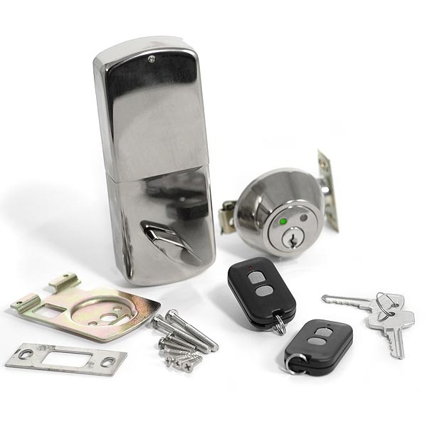keyless entry locks