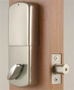 remote control deadbolt lock
